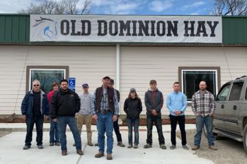 ODH Group Photo at new location 17126 Benns Church Blvd in Smithfield, VA
